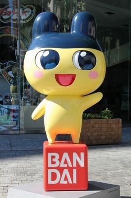 BANDAI本社横