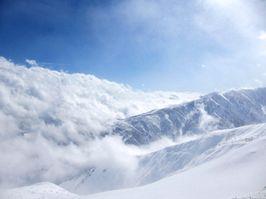 白馬岳雲海