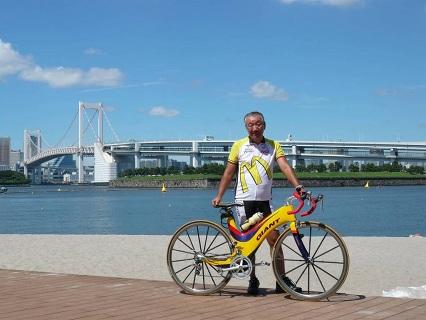 ドイツから来たGiant MCR teamというバイク写真7