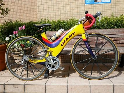ドイツから来たGiant MCR teamというバイク写真8