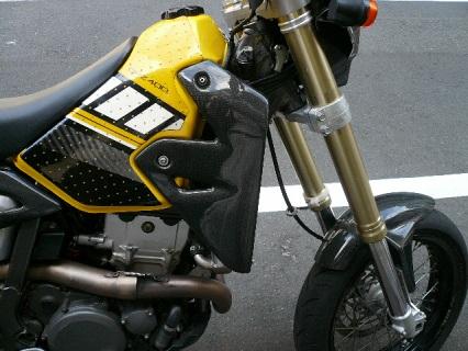 神戸ユニコーン DRZ400 ロデム写真4