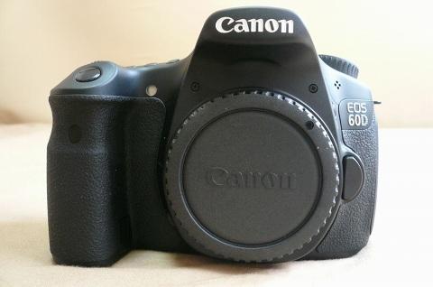 CANON EOS 60D写真1