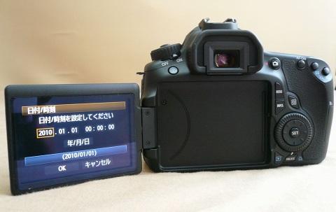 CANON EOS 60D写真3
