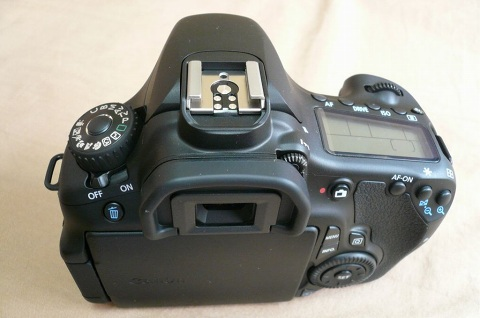CANON EOS 60D写真4