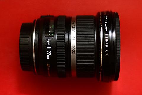 Canon EF-S10-22mmF3.5-4.5USM写真1