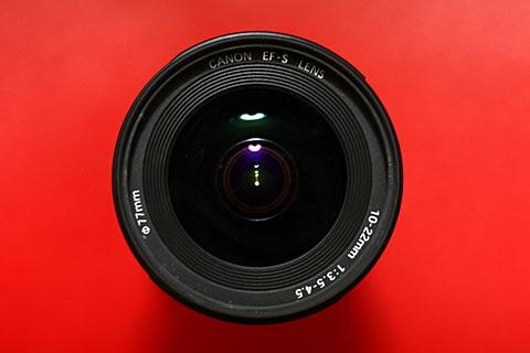 Canon EF-S10-22mmF3.5-4.5USM写真2