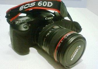 EOS 60D写真1