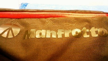 Manfrotto 一脚写真2