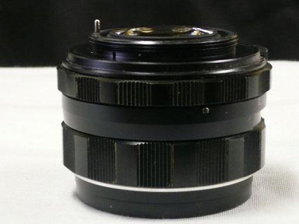 スーパー タクマー 50mm F1.4写真5