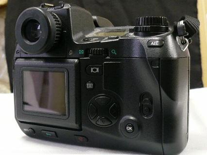 OLYMPUS E-20写真2