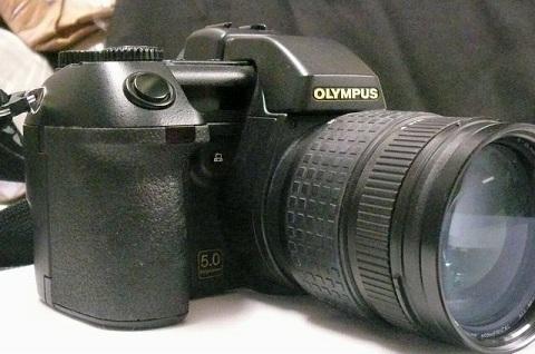 OLYMPUS E-20写真3