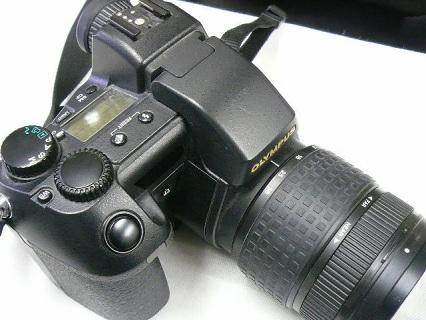 OLYMPUS E-20写真5