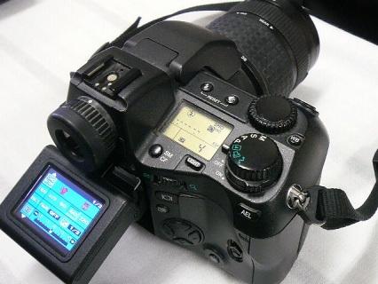 OLYMPUS E-20写真6