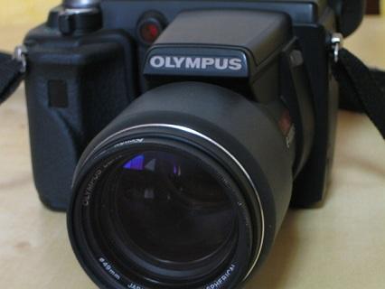 olympus e100rs写真1