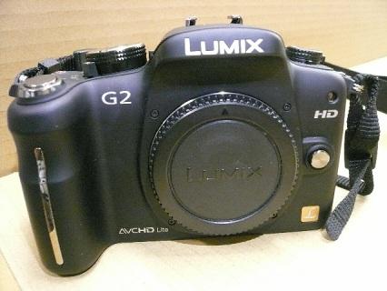 Panasonic DMC-G2写真1