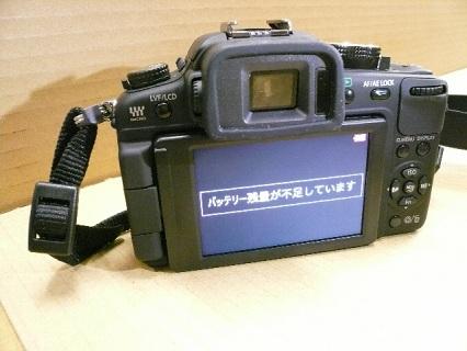 Panasonic DMC-G2写真2