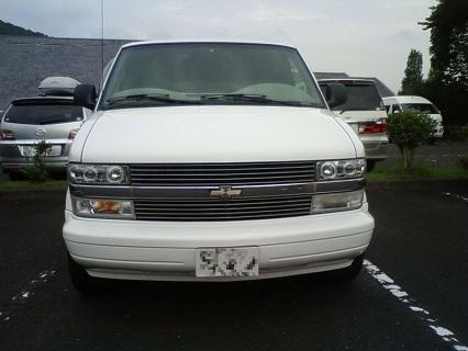 Chevrolet Astro写真2