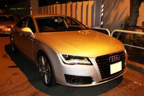 Audi A7写真1