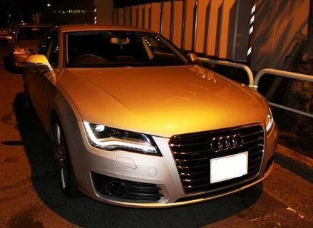 Audi A7写真2