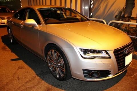 Audi A7写真6