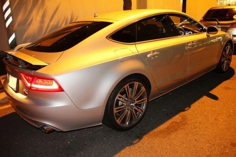 Audi A7写真7