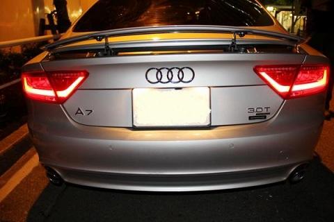 Audi A7写真8