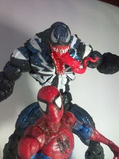 スパイダーマン写真2