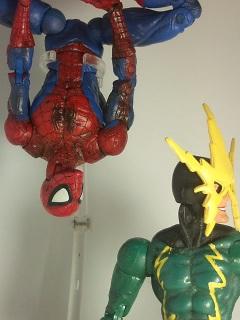スパイダーマン写真3