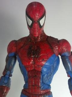 スパイダーマン写真4