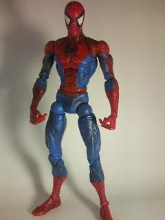 スパイダーマン写真5