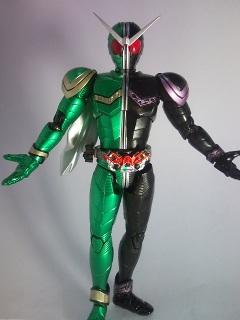 仮面ライダーW サイクロンジョーカー写真3