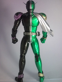 仮面ライダーW サイクロンジョーカー写真6