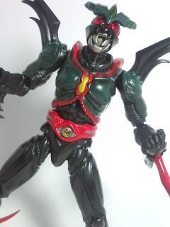 仮面ライダーエクシードギルス写真8