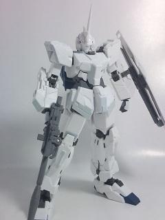 ROBOT魂 ユニコーンガンダム写真1