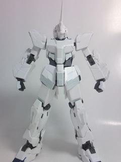 ROBOT魂 ユニコーンガンダム写真3