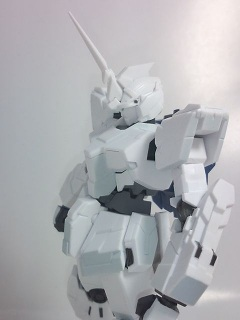 ROBOT魂 ユニコーンガンダム写真5