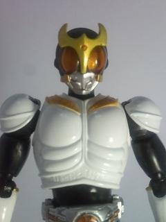 仮面ライダークウガ グローイングフォーム写真6