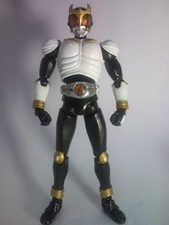 仮面ライダークウガ グローイングフォーム写真7
