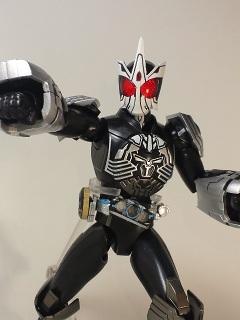 仮面ライダーオーズ サゴーゾコンボ写真2