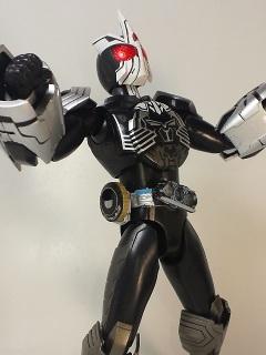 仮面ライダーオーズ サゴーゾコンボ写真3