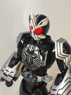 仮面ライダーオーズ サゴーゾコンボ写真5