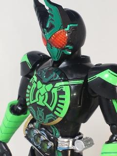 仮面ライダーオーズ ガタキリバコンボ写真5