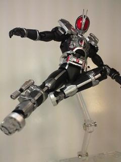 仮面ライダーファイズ アクセルフォーム写真3