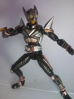 仮面ライダーパンチホッパー写真4