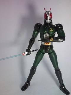 仮面ライダーBLACK RX写真3