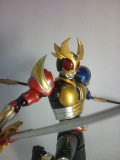仮面ライダーアギト トリニティーフォーム写真2