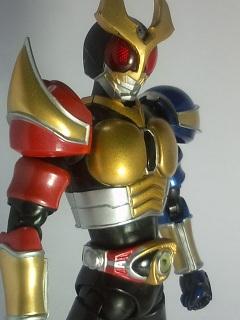 仮面ライダーアギト トリニティーフォーム写真4