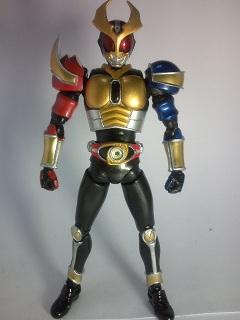 仮面ライダーアギト トリニティーフォーム写真8