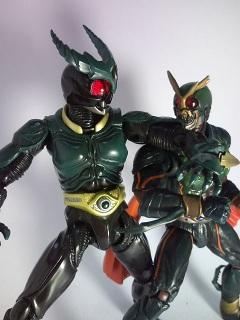 仮面ライダーギルス写真3