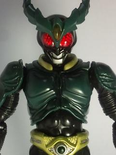 仮面ライダーギルス写真5